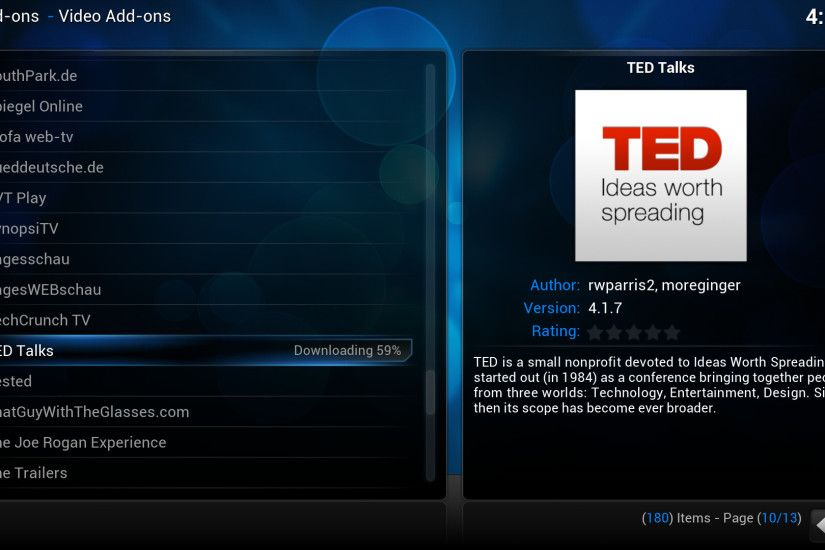How to Set Up Your XBMC Media Center xbmc 4