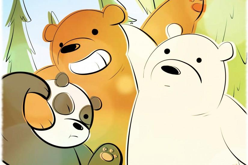 We Bare Bears by sharkie19 on DeviantArt