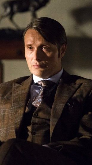 1440x2560 Wallpaper hannibal, mads mikkelsen, doctor, hannibal lecter