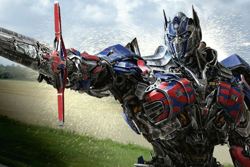 Optimus Prime - Transformers: Age Of Extinction 3840x2160 wallpaper