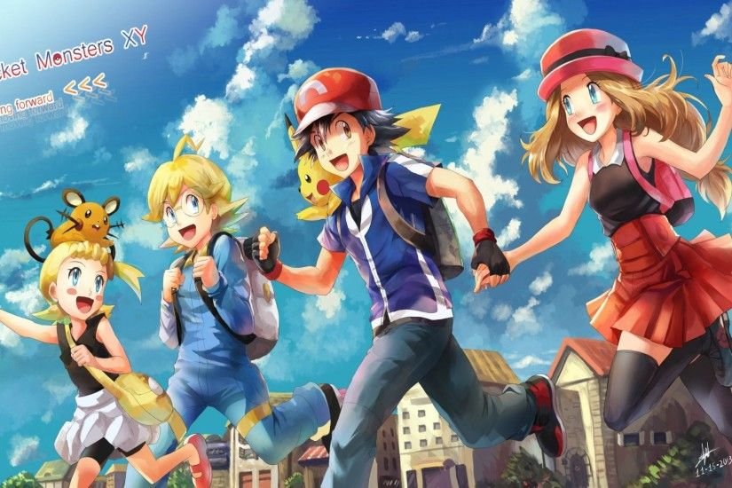 ... Pokémon images pokemon x and y (kalos) HD wallpaper and background .
