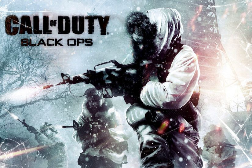 COD Black Ops Force HD wallpaper