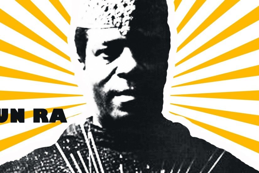 Wallpaper Sun ra, Man, Graphics, Name, Hat HD, Picture, Image