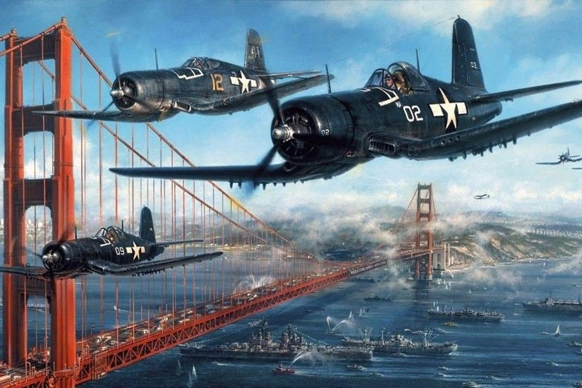 6 Vought F4U Corsair Wallpapers | Vought F4U Corsair Backgrounds