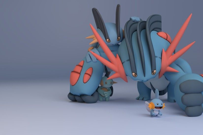 ... Amazon.com: Pokemon X & Y Mudkip, Marshtomp,SWAMPERT ...