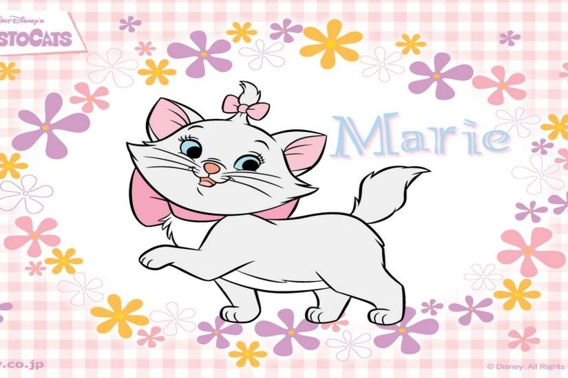 Great Marie From Aristocats Wallpaper Download free wallpapers and desktop  backgrounds in a variety of screen