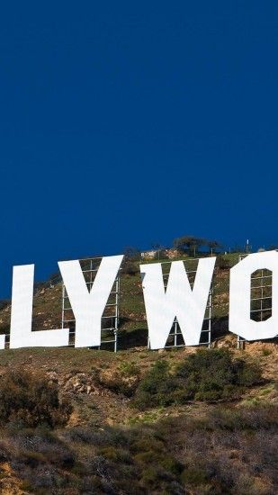 Hollywood sign wallpaper 86136 1080x1920