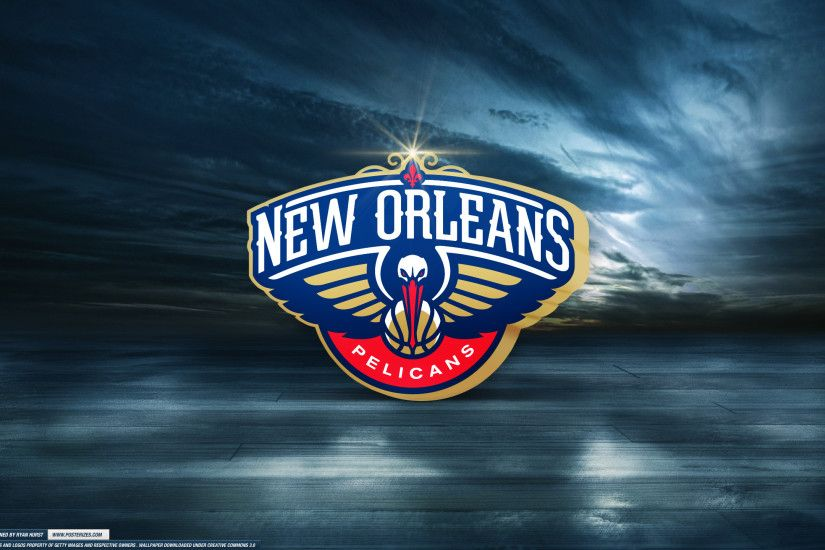wallpaper, pelicans, logo, orleans, screensaver, background, portfolio