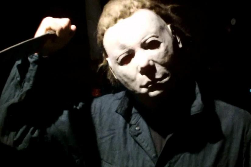 Halloween Wallpaper Michael Myers FullHD