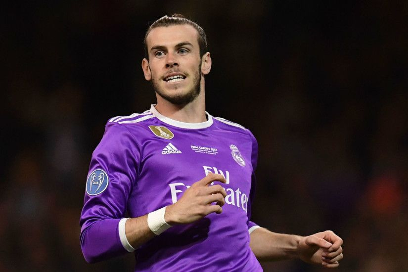 Gareth Bale Real Madrid Champions League 060317