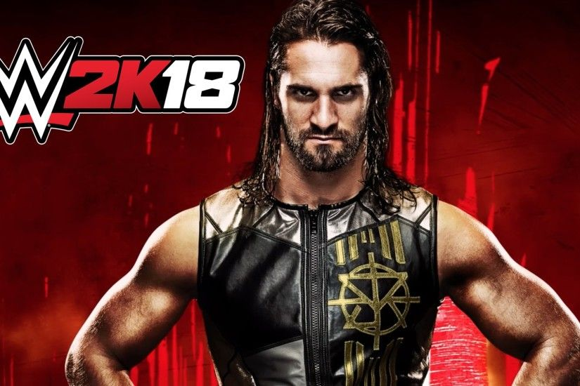WWE 2K18 - Seth Rollins Cover Reveal Trailer