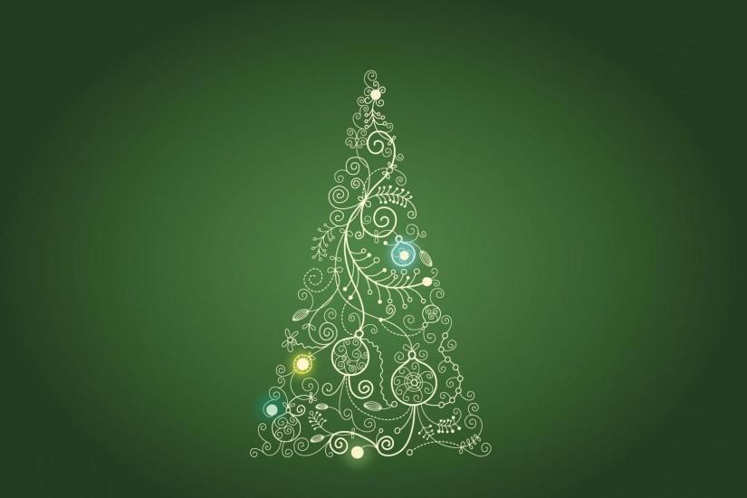most popular green christmas background 1920x1080 laptop
