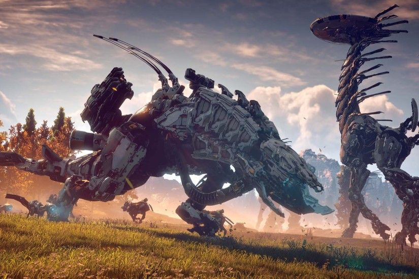 Horizon: Zero Dawn Reminds Me So Much of Zoids, it Hurts - The Game Bolt