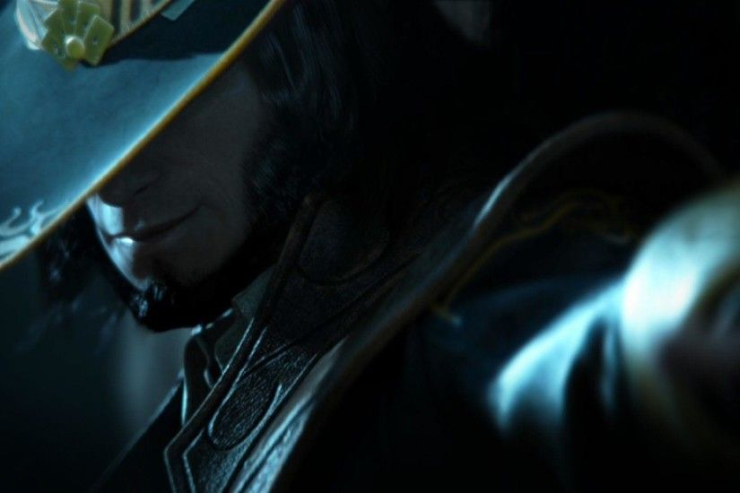 Twisted Fate - League of Legends Wallpapers