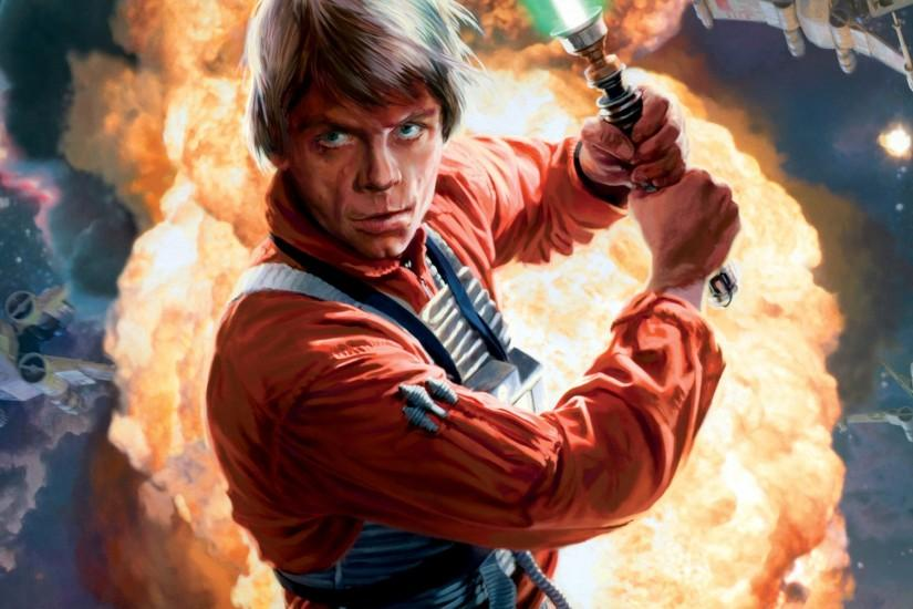 Luke Skywalker wallpaper - 86341