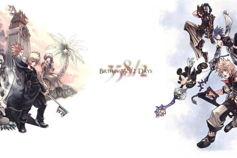 Kingdom Hearts Roxas Wallpapers - Wallpaper Cave