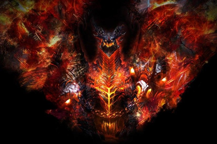 Pix For > Deathwing Wallpaper 1920x1080
