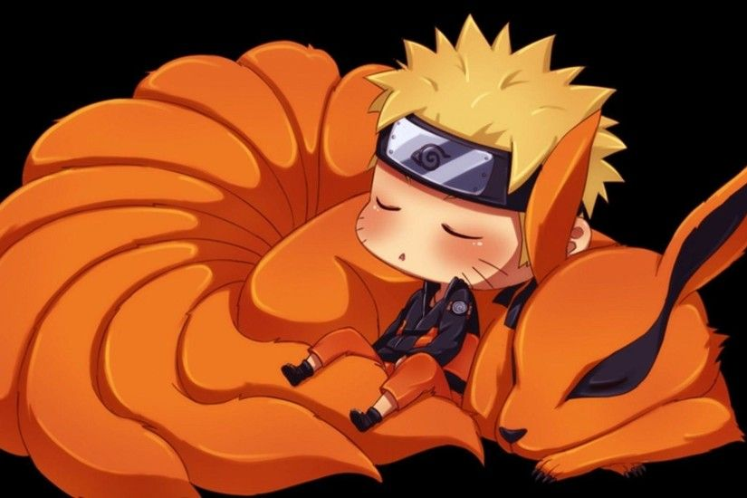 Images For > Naruto Chibi Kurama