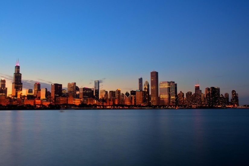 detroit skyline wallpaper Collection (54 )