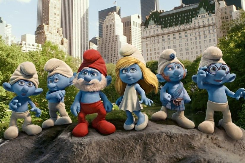 Smurf Movie. UPLOAD. TAGS: Fullscreen Smurfs Desktop ...