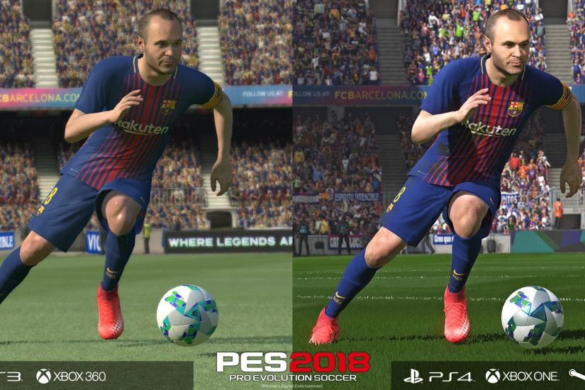 Konami has revealed the minimum and recommended system requirements for PES  2018 on PC. The PC version has undergone.