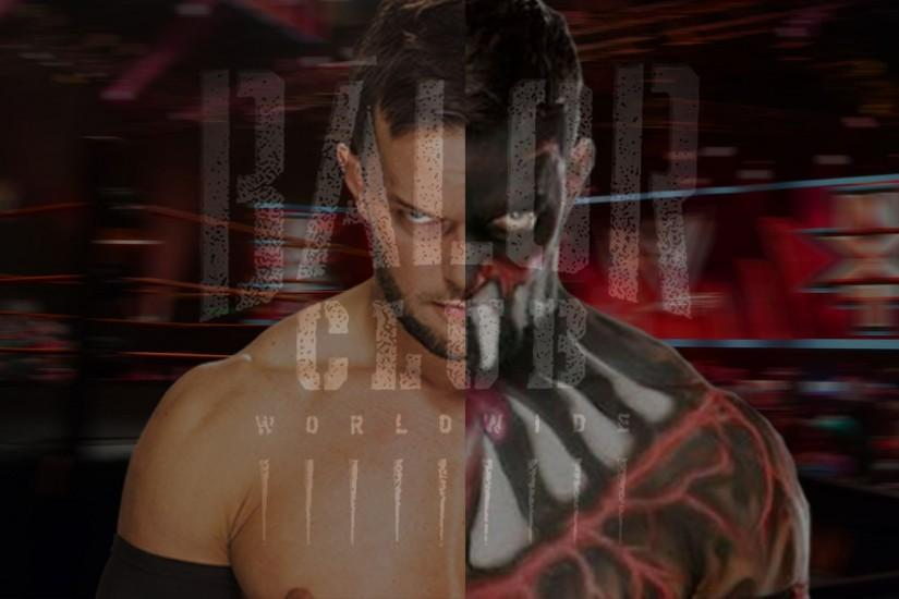 WWE Finn Balor Wallpaper