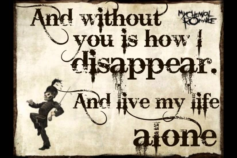 My Chemical Romance Wallpaper Free Download.