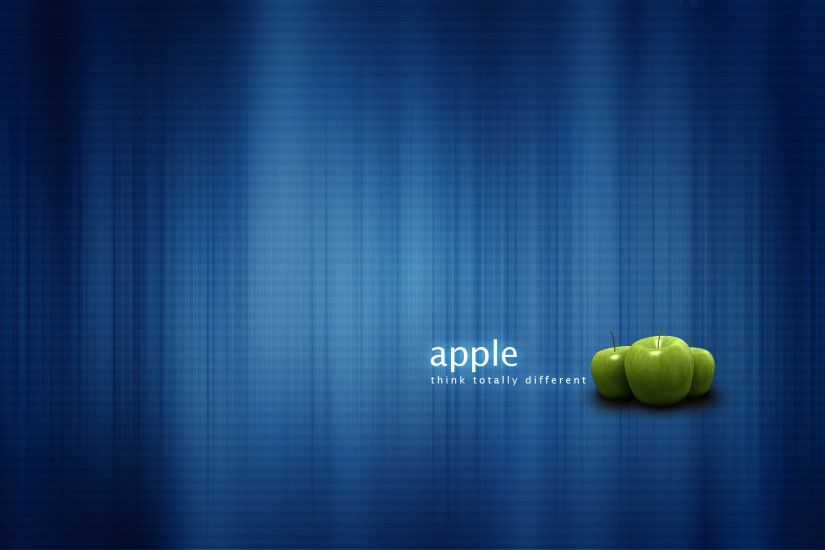 Think different apple logo hd wallpaper download