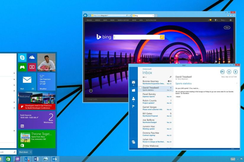 Microsoft Talks Up Recent Windows Updates, Stays Quiet on 'Threshold'
