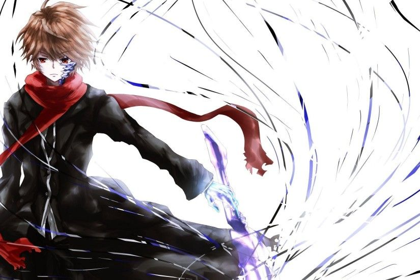 ... Kenji - Guilty Crown HD Wallpaper 1920x1200