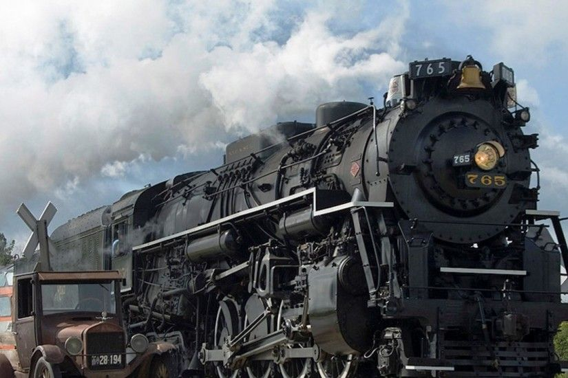 Explore Steam Locomotive, Train Wallpaper, and more!