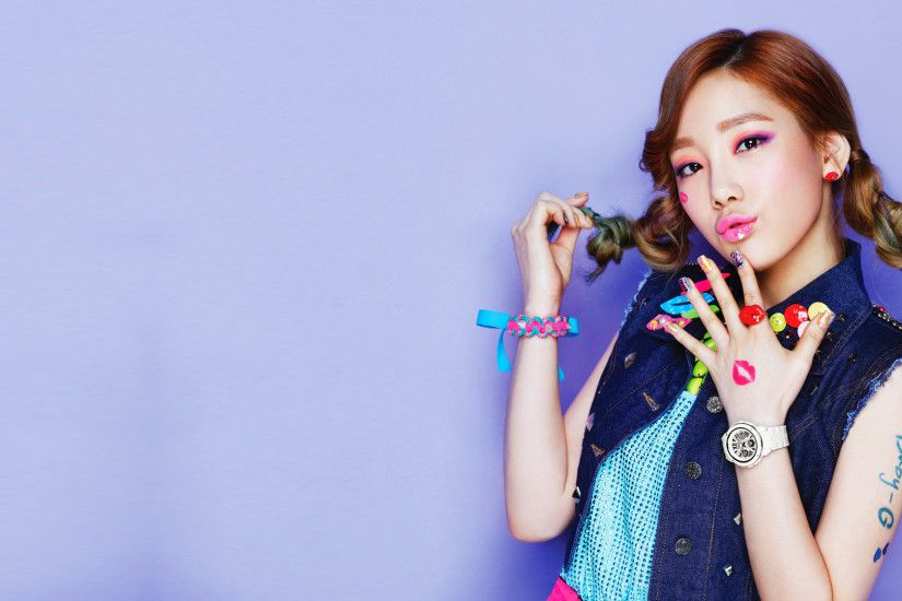 ... ExoticGeneration21 TAEYEON [KISS ME BABY-G] WALLPAPER 1920 X 1080 by  ExoticGeneration21