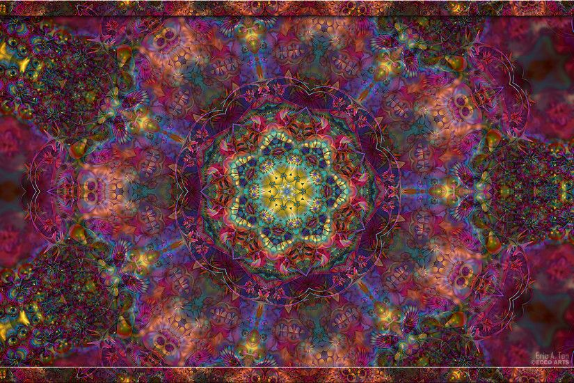 Psychedelic Wallpaper II by EricTonArts on DeviantArt