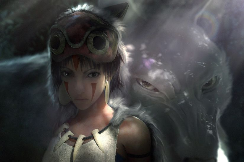 ... Mononoke Tribute by Wen-JR