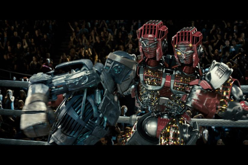 ... Pop culture. Real Steel Wallpapers
