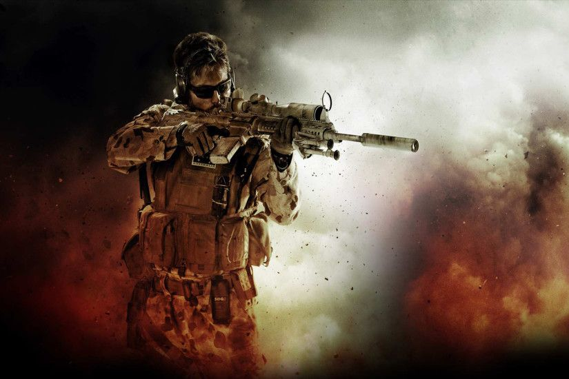 Video Game - Medal Of Honor: Warfighter Wallpaper