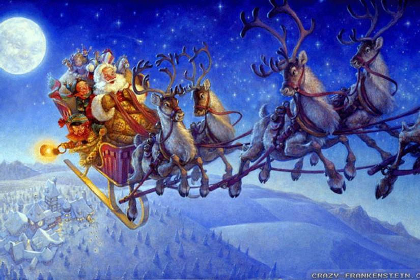 HD Wallpapers Santa Claus Tablet Amazing / Wallpaper Christmas 77150 .