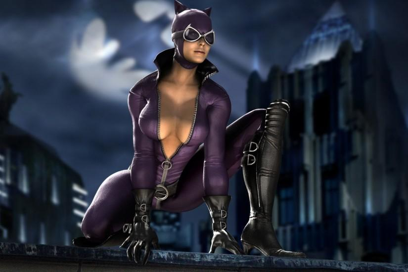 Catwoman Comics Hot | dc comics catwoman catsuits HD - Cartoon & Animation  # Hot Wallpapers