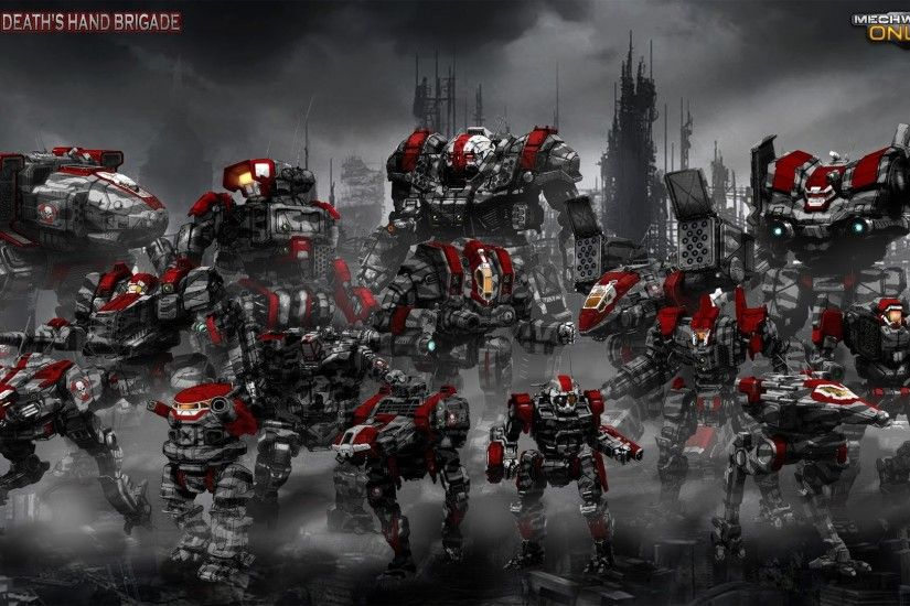 MECHWARRIOR BATTLETECH online warrior mecha robot sci-fi 1mechw action  fighting mech poster wallpaper | 1920x1080 | 958914 | WallpaperUP