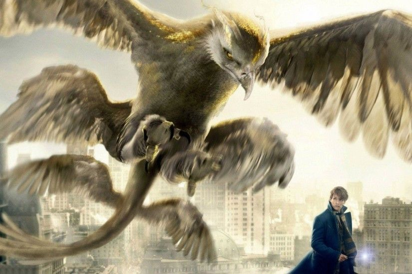 Fantastic Beasts And Where To Find Them Wallpapers HD Backgrounds .