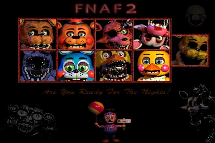 five nights at freddys wallpaper 1920x1200 macbook