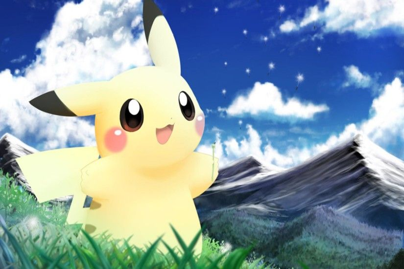Cute Pikachu Wallpaper | cute-pikachu-wallpaper-5119-hd-wallpapers.