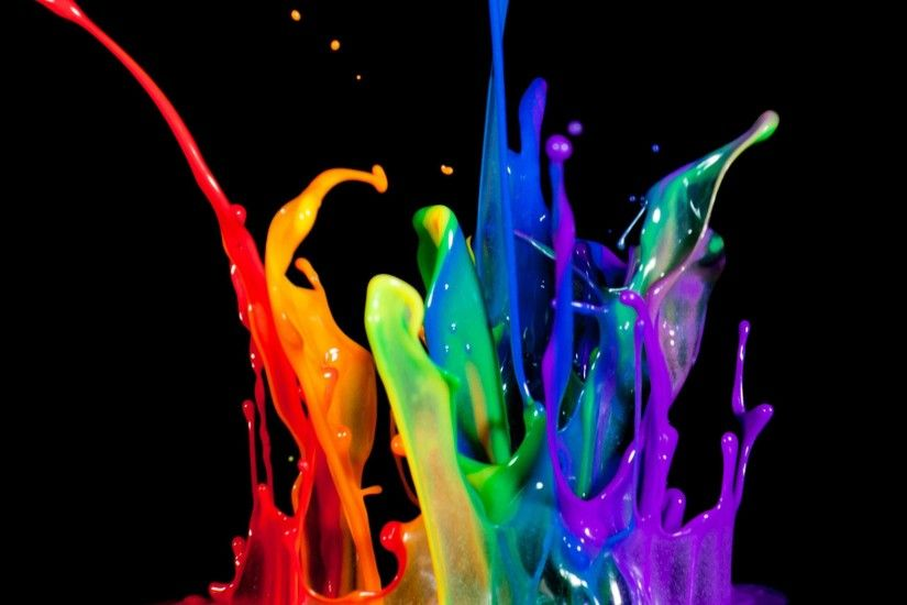 Abstract colourful cool free hd