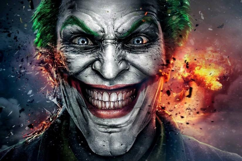 The Joker HD desktop wallpaper : High Definition : Fullscreen : Mobile