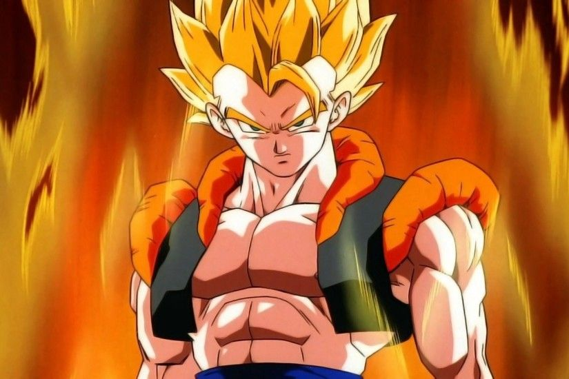 Dragon Ball Z Gogeta HD Wallpaper #4859 | Frenzia.