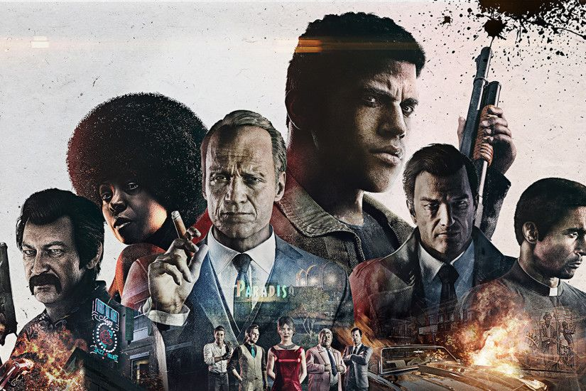 Mafia III Out Now!