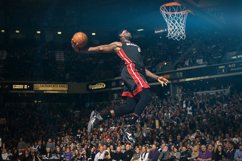Lebron james dunk · http://bit.ly/1ToPtXW - AndroidPapers.co wallpapers -  hf00