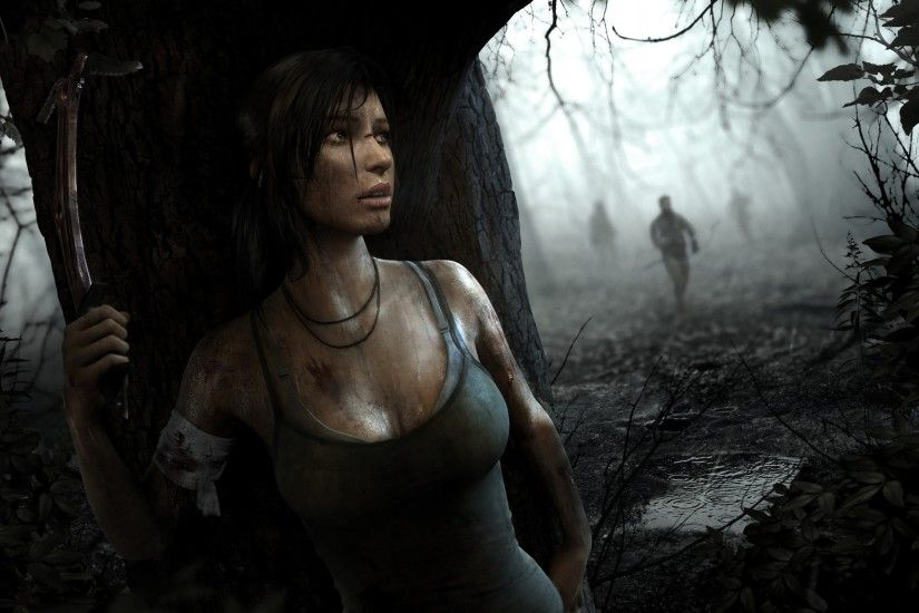 Lara croft tomb raider video game & movies 2018