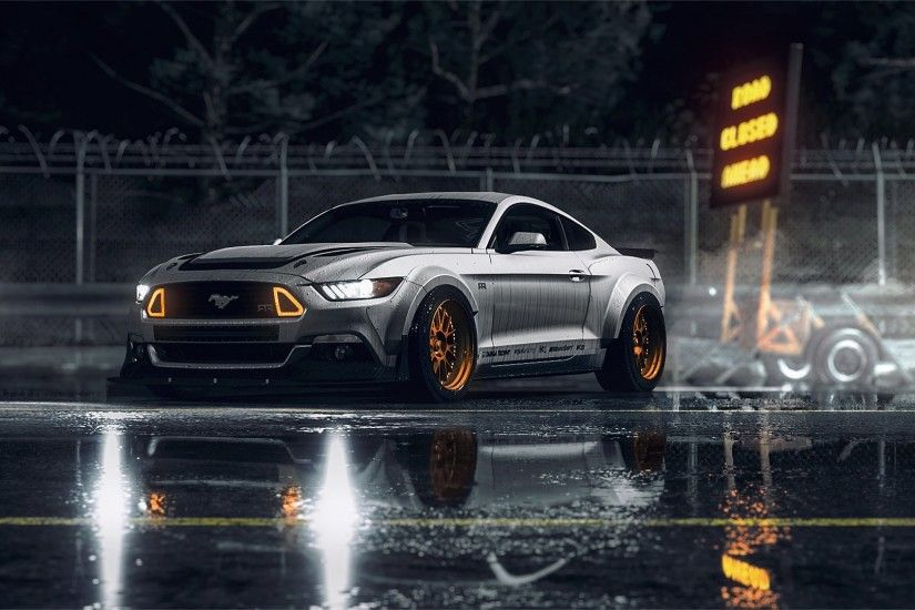 Ford Ford Mustang · HD Wallpaper | Background Image ID:717886