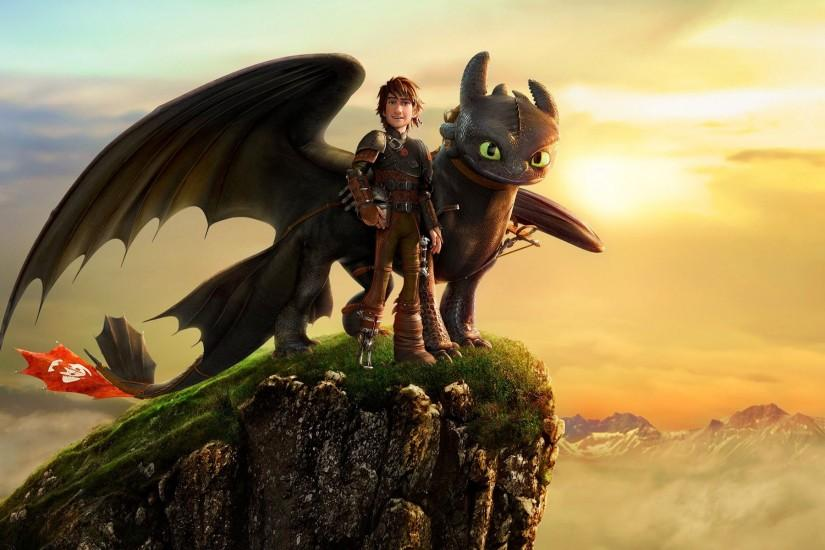 How to Train Your Dragon 2 Dragons wallpaper